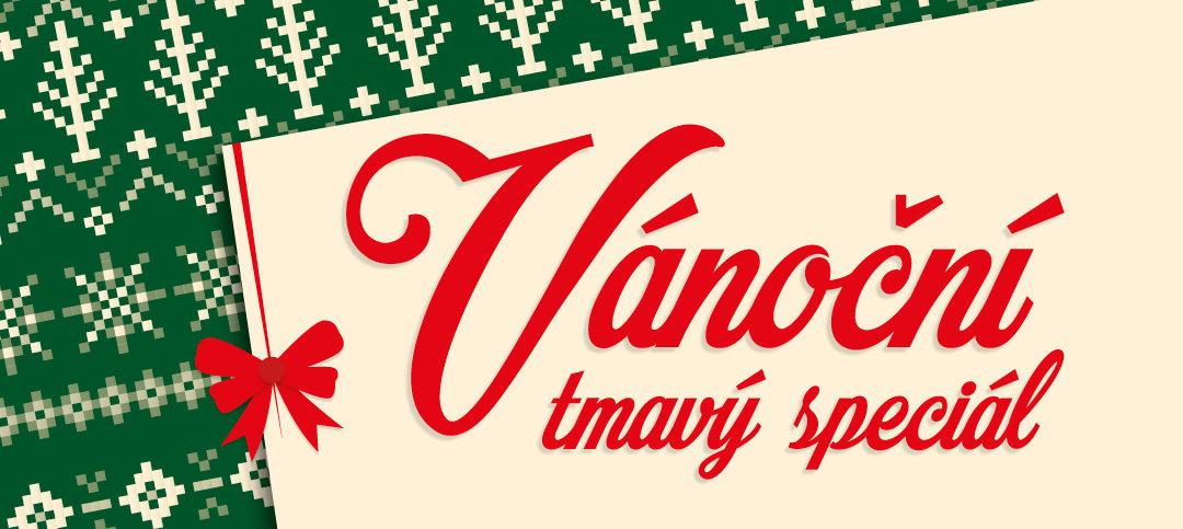 Vánoční tmavý speciál (prodej již skončil)