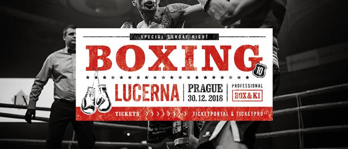 S Hubertusem na boxu v Lucerně